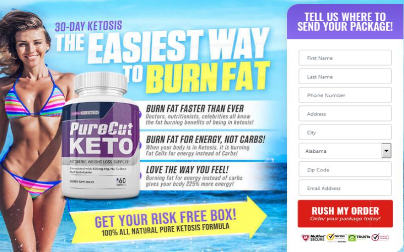 Where to Buy PureCut Keto