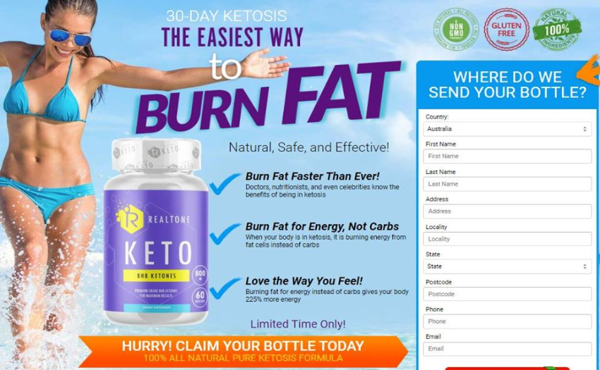 Where to Buy Realtone Keto