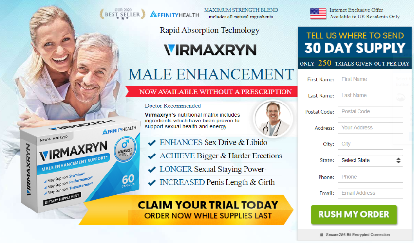 Where to Buy Virmaxryn