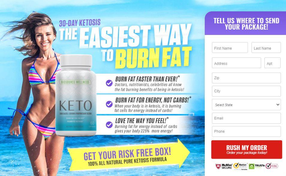 Where to Buy Biosource Wellness Keto