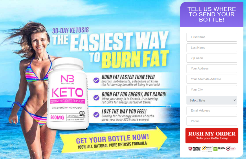 Where to Buy Nutrabodz Keto