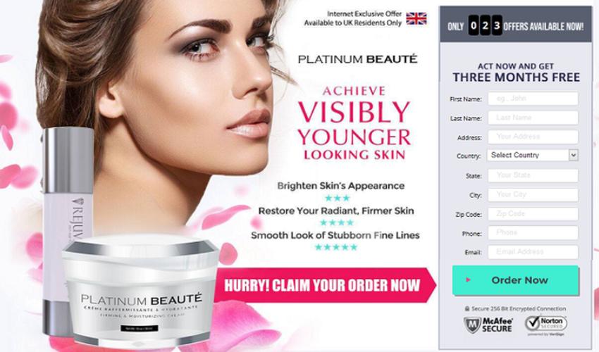 Where to Buy Platinum Beaute