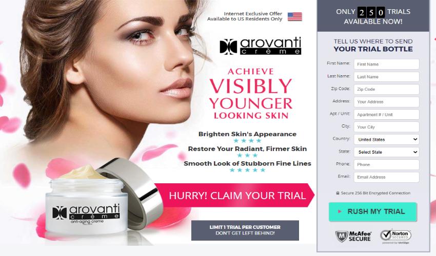 Where to buy Arovanti Cream
