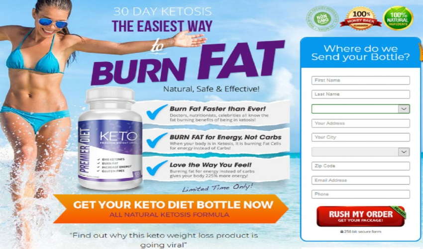 Where to buy Premiere Keto