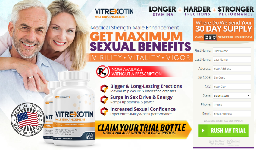 Where to buy Vitrexotin