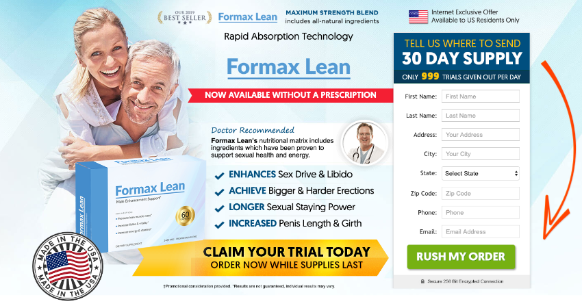 Where to Buy Formax Lean