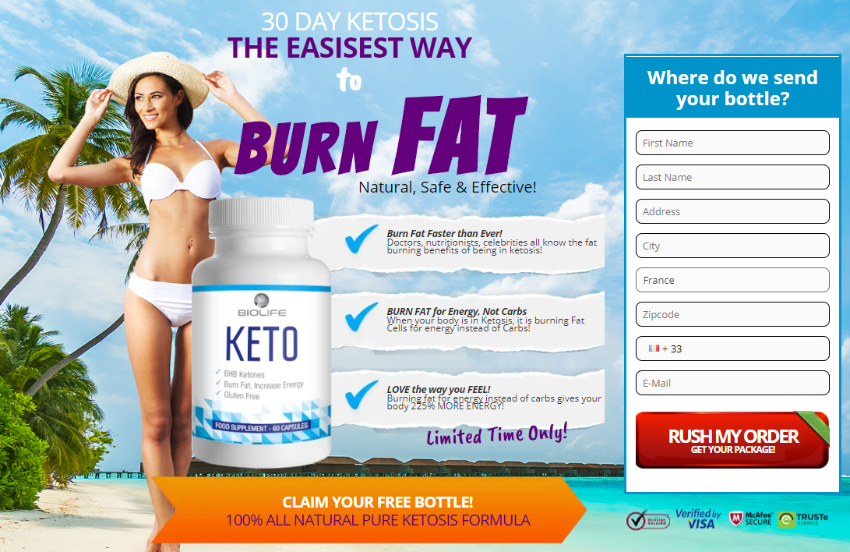 Where to buy Biolife Keto