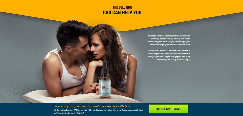 Canzana CBD Oil UK
