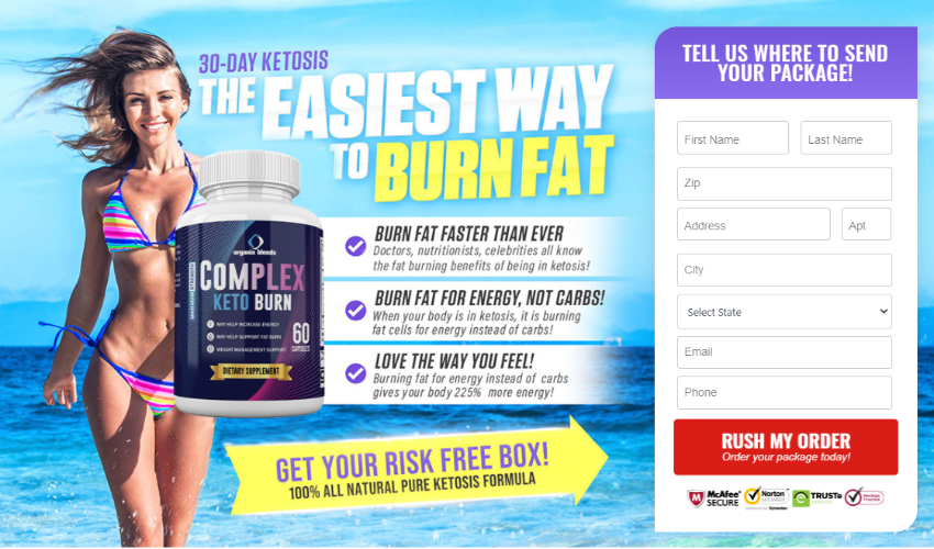 Where to buy Complex Keto Burn