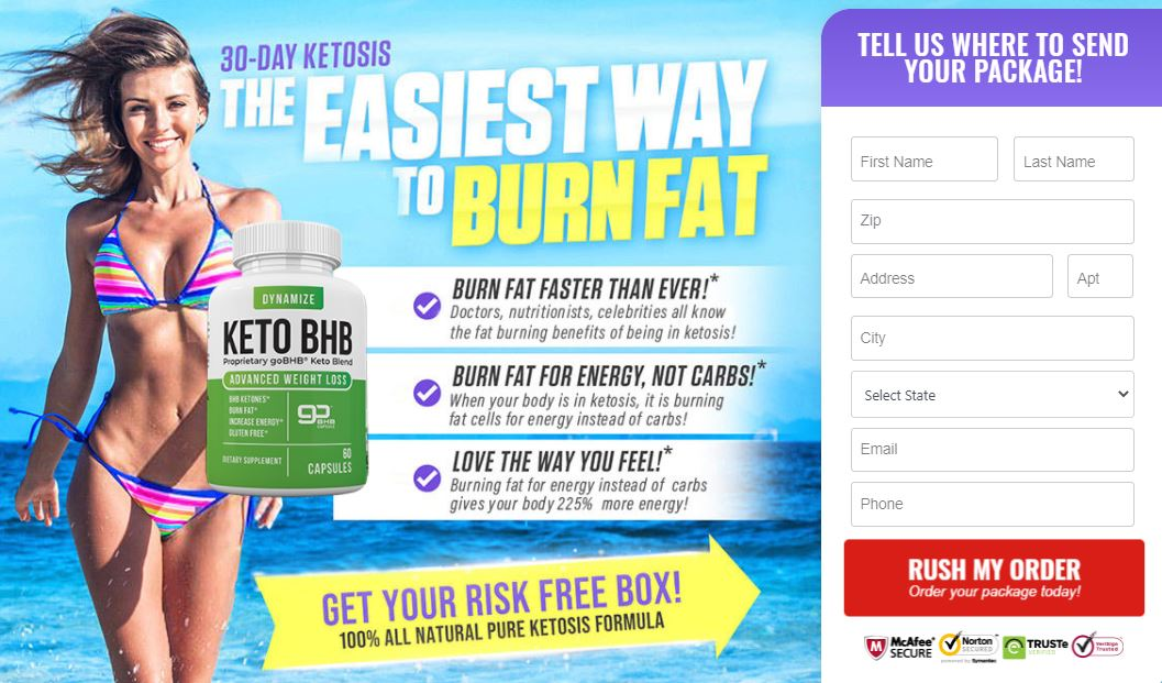 Where to Buy Dynamize Keto
