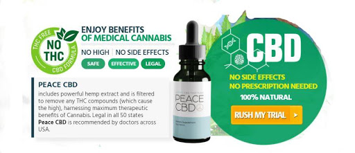 Peace CBD Oil Work
