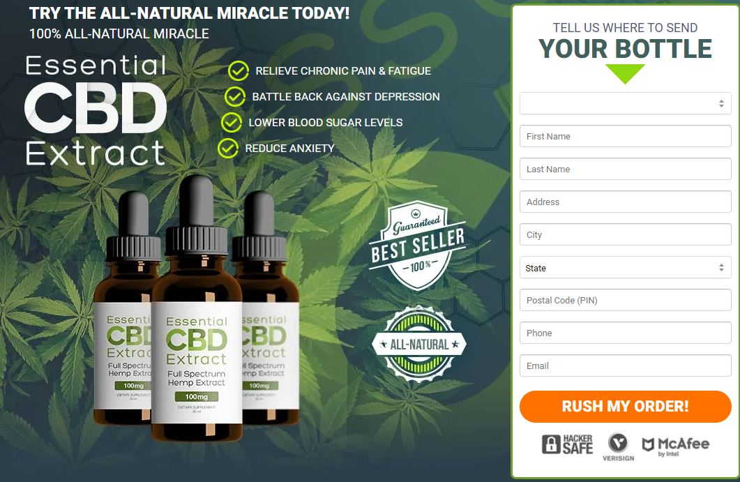 Where to Buy Essential CBD Extract